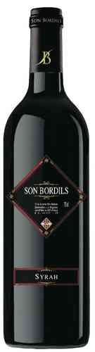 Syrah 2008 Son Bordils